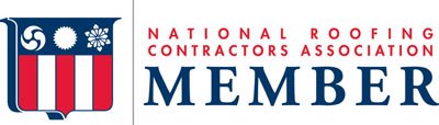Members of National Roofing Contractors Association NRCA logo